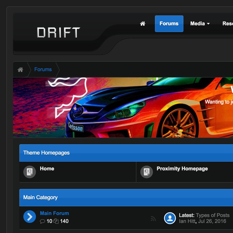 Style Drift dark 1-5-12-0