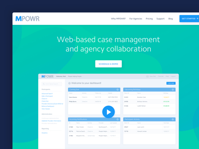 MPOWR Website