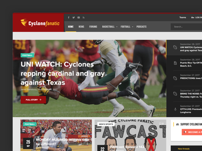 CycloneFanatic Community