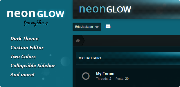 NeonGlow image
