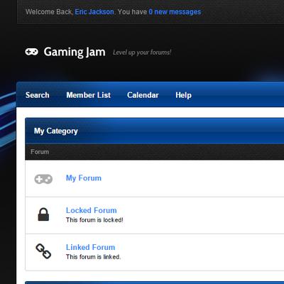 Gaming Jam